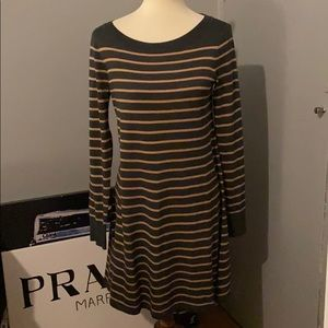Ann Taylor Loft sweater dress